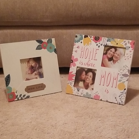 2 beautiful picture frames